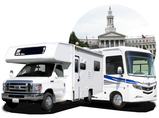 camper & rv hire in Denver, Colorado