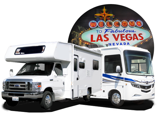 camper & rv hire in Las Vegas, Nevada