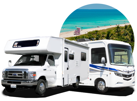camper & rv hire in Miami, Florida