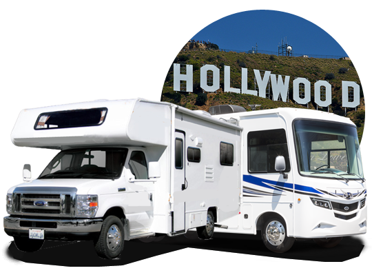 camper & rv hire in Los Angeles, California