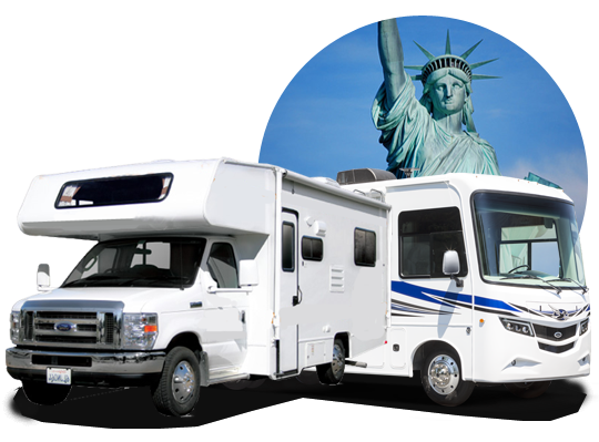 camper & rv hire in New York, New York City