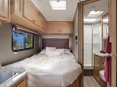 El Monte Cabover Style C25 Rv 5 Berth Campervan Finder