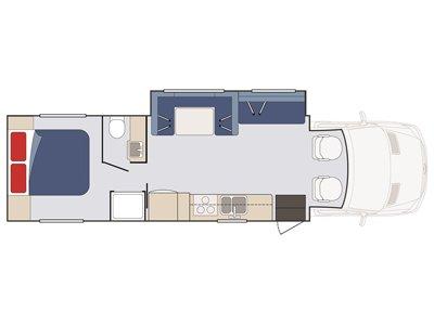 Starrv Cygnus Motorhome 4 To 7 Berth Campervan Finder