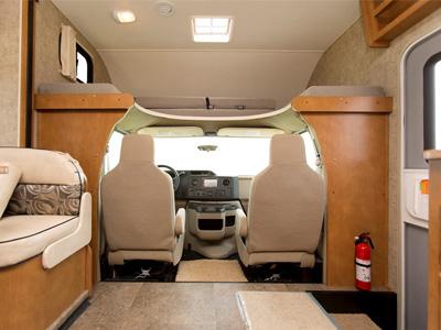 Starrv Tucana Motorhome 4 To 6 Berth Campervan Finder