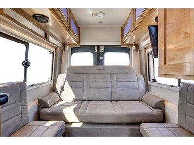 Apollo Us Tourer Motorhome 2 Berth Campervan Finder