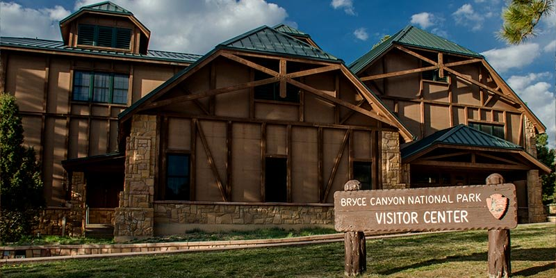 Bryce Canyon National Park Visitor Center