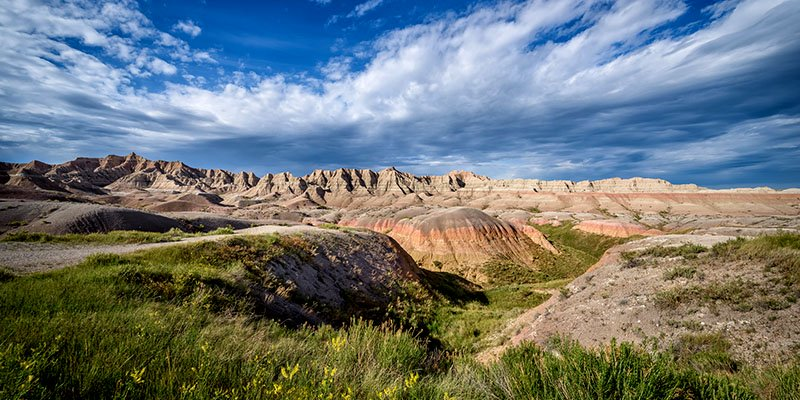 Badlands National Park (1)